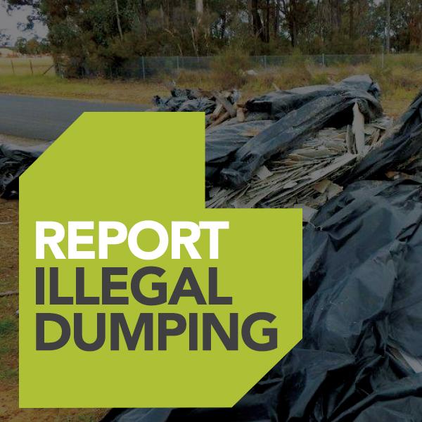 Report Illegal Dumping