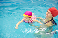 pool teach