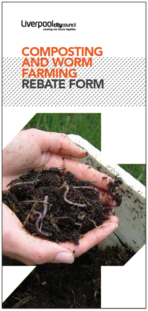 Composting And Worm Farming Rebate Form