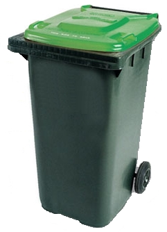 Bins20-Green-lidbin