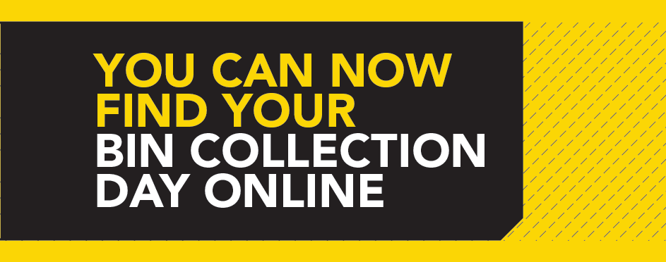 Bin collection Day Online