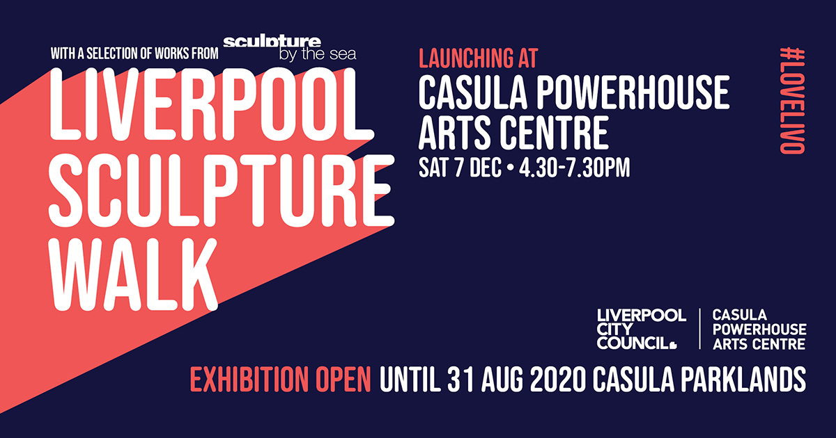 Liverpool Sculpture Walk 2019