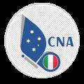 CNA Italian Australian logo