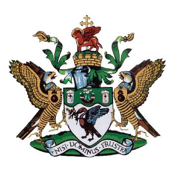 City Crest Liverpool City Council