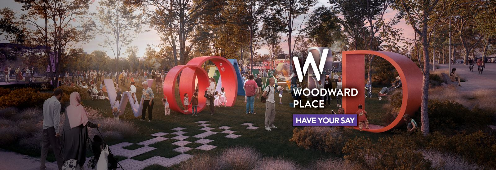 Woodward Place banner 2 banner image