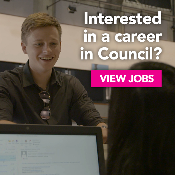 Interested in a career in Council?
