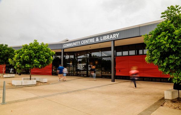 Carnes Hill Community and Recreation Precinct