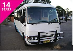 14 Seat bus