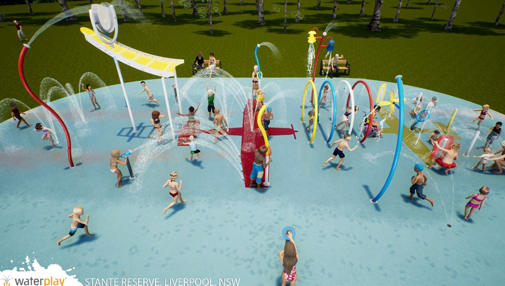 Stante Reserve Waterplay