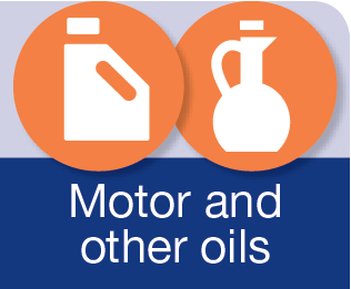 motor & other oils