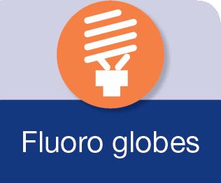 fluoro globes